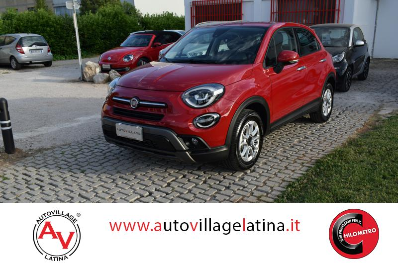 FIAT 500X CITY CROSS DDCT 1598 Diesel