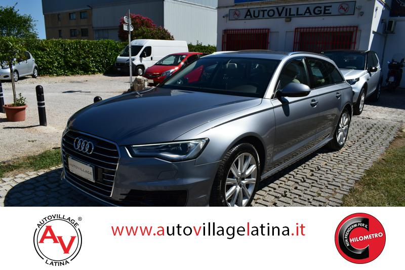 AUDI A6 AVANT 2.0 TDI ULTRA BUSINESS 1968 Diesel