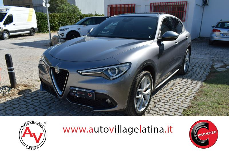 ALFA ROMEO STELVIO Q4 AT8 EXECUTIVE 210CV 2143 Diesel